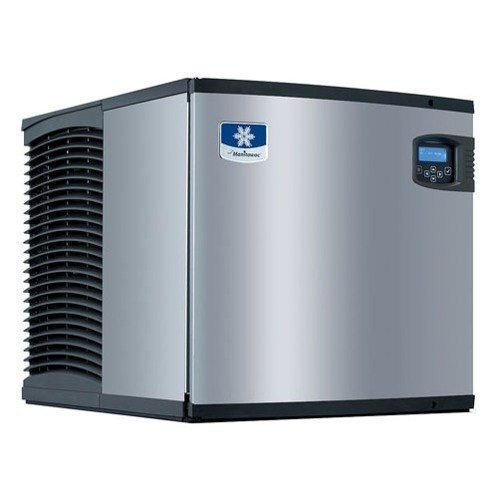 Manitowoc Indigo Series IR-0521W 395 Pound Regular Size Cube Ice Machine 22 inch Wide - Water Cooled