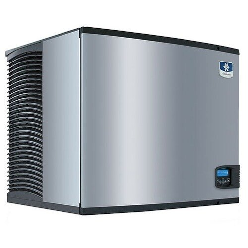 Manitowoc Indigo Series IR-0850A 820 Pound Regular Size Cube Ice Machine 30 inch Wide - Air Cooled
