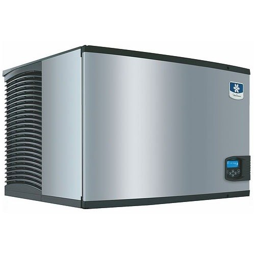 Manitowoc Indigo Series IY-0454A 450 Pound Half Size Cube Ice Machine 30 inch Wide - Air Cooled