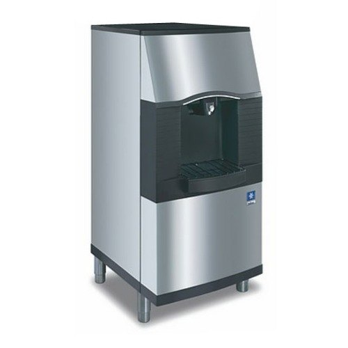 Manitowoc SCA-163 Hotel Ice Dispenser 120 Pound - Coin Operated