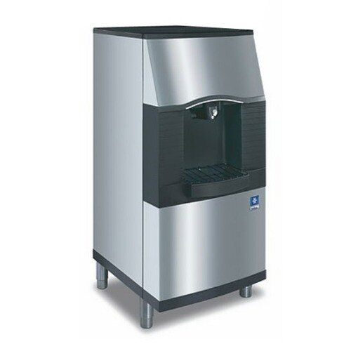 Manitowoc SRA-164 Hotel Ice Dispenser 120 Pound - Room Card Operated