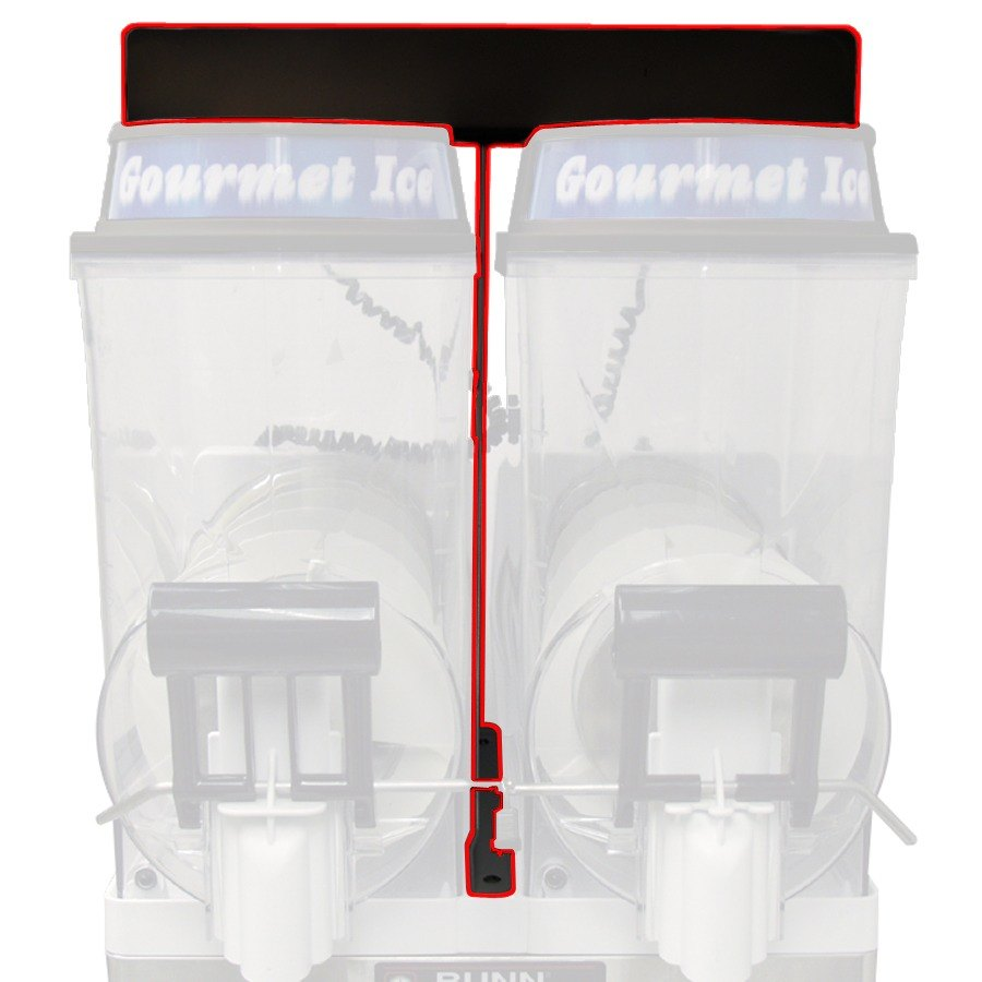 Bunn Lid Lock Kit for Black Bunn Ultra-2 Granita / Slushy Frozen Drink Machines (Bunn 34996.0001) at Sears.com