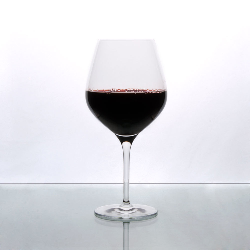 Anchor Hocking Stolzle 1470000T Exquisit 23.5 oz. Pinot / Burgundy Wine Glass - 6/Pack