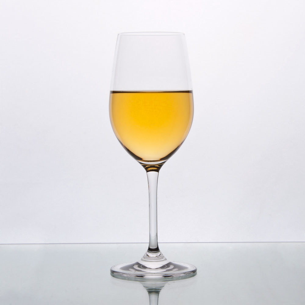 Anchor Hocking Stolzle 1800002T Event 13 oz. Chardonnay Wine Glass - 6/Pack