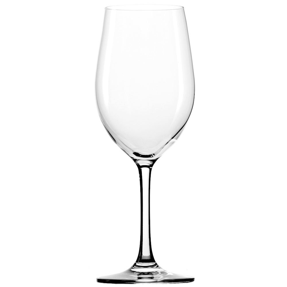 Anchor Hocking Stolzle 2000002T Classic 12.5 oz. Chardonnay Wine Glass - 6/Pack