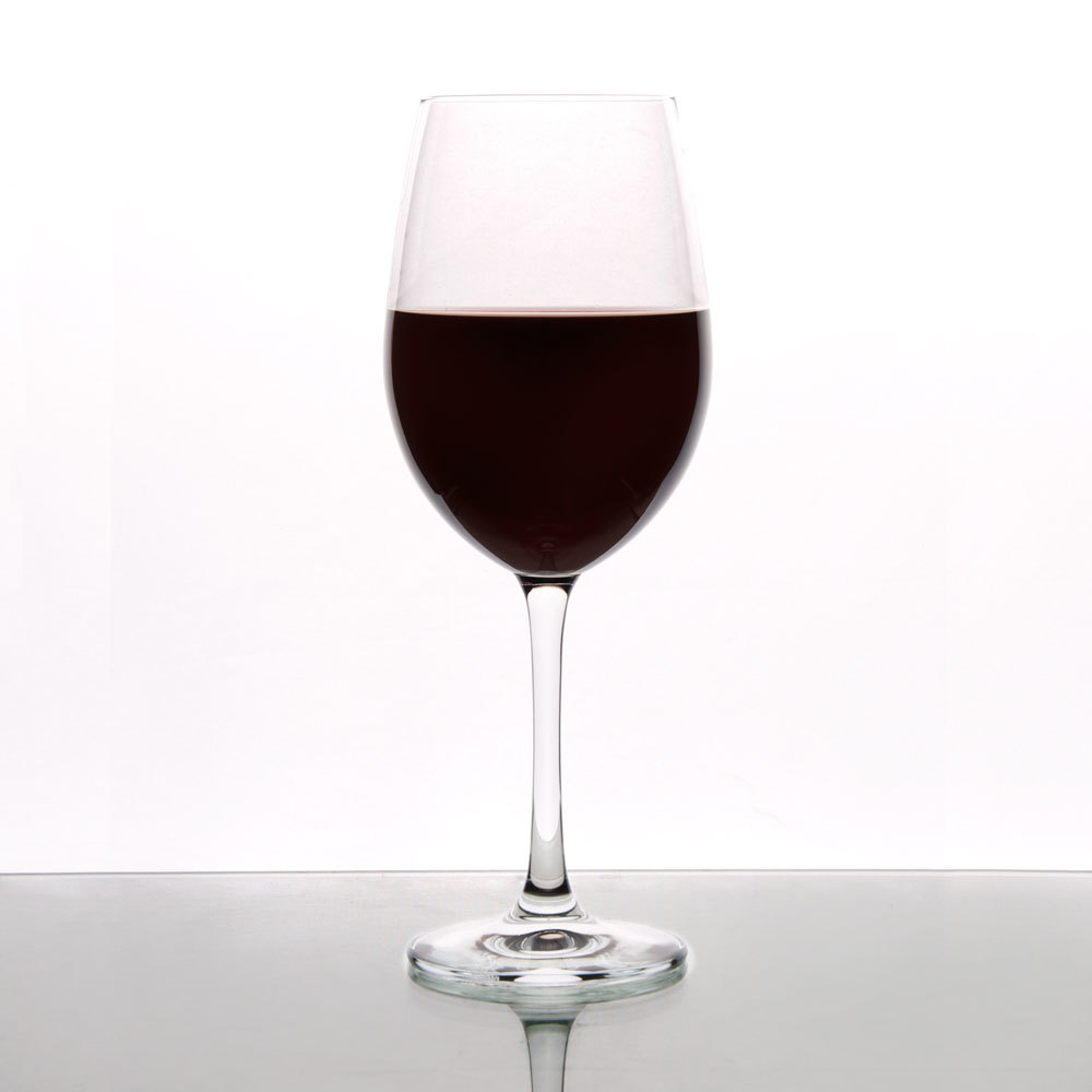 Anchor Hocking Stolzle 3810001T New York 22 oz. Cabernet / Bordeaux Wine Glass - 6/Pack