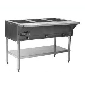 Eagle Group DHT4 4 Well Electric Hot Food Table - Open Well