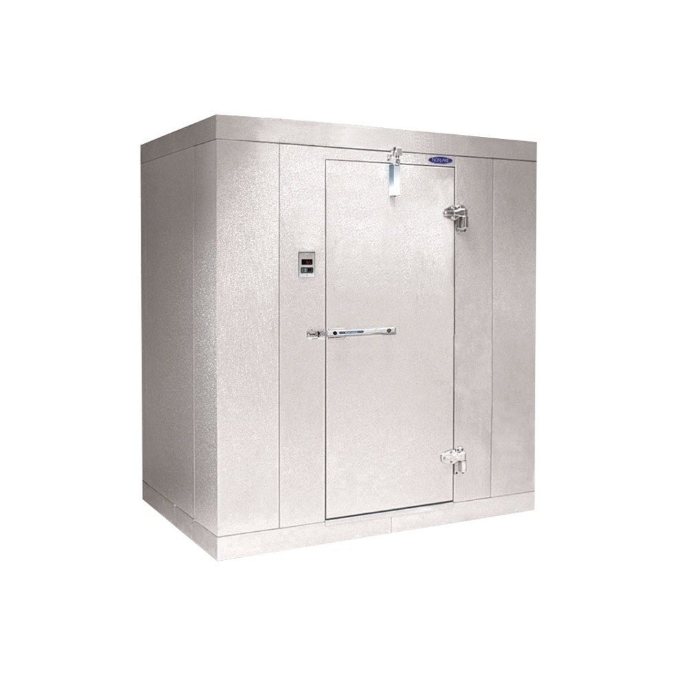 Nor-Lake Walk-In Cooler Box 6' x 10' x 6' 7 inch Indoor