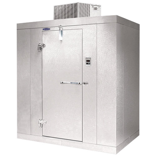 "Nor-Lake Kold Locker 4' x 6' x 7' 7"" Walk-In Indoor Freezer with Floor"