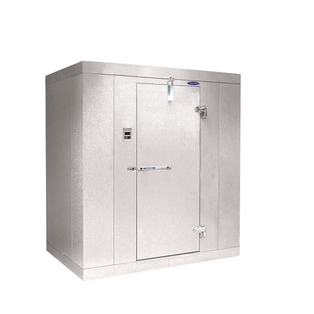 Nor-Lake Walk-In Freezer 8' x 10' x 6' 7 inch Indoor