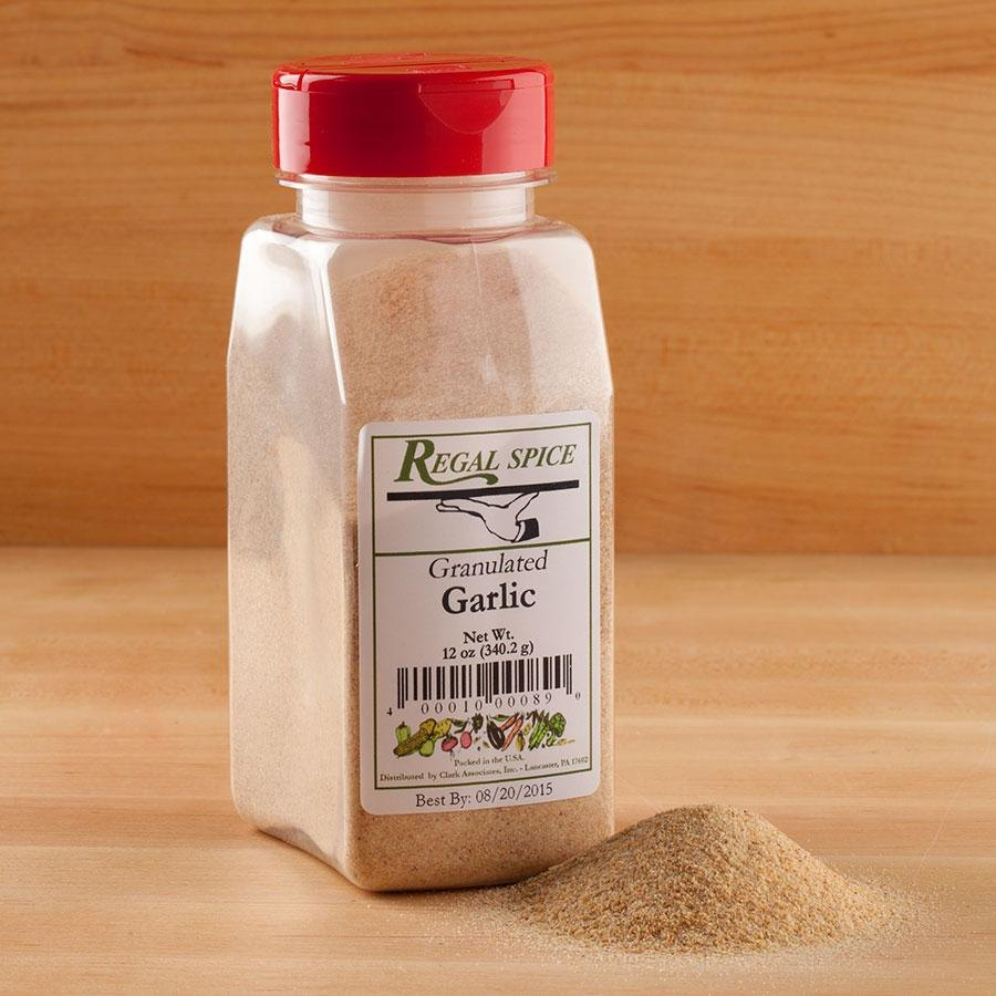 Regal Granulated Garlic 12 oz.