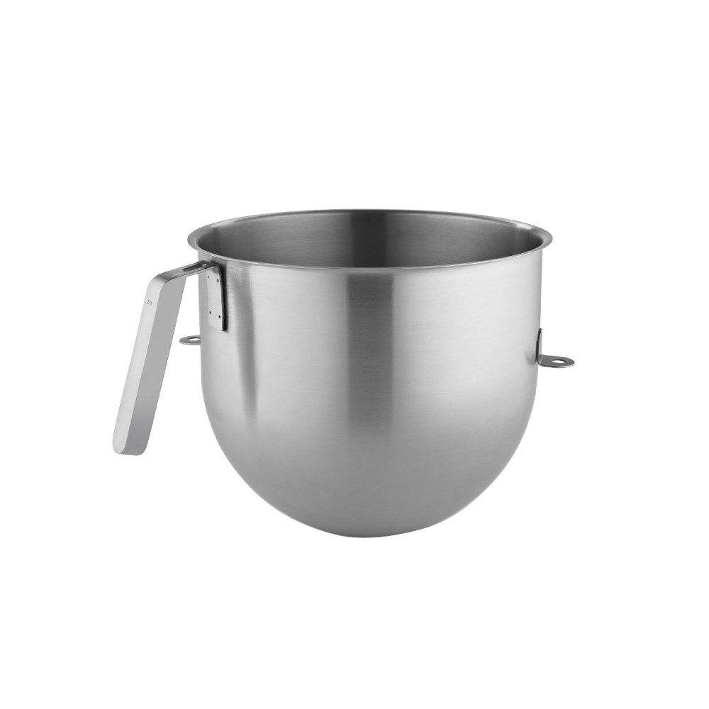 KitchenAid KSMC8QBOWL 8 Qt. Stainless Steel Mixing Bowl for KSM7990 and KSM8990 Commercial Stand Mixers at Sears.com