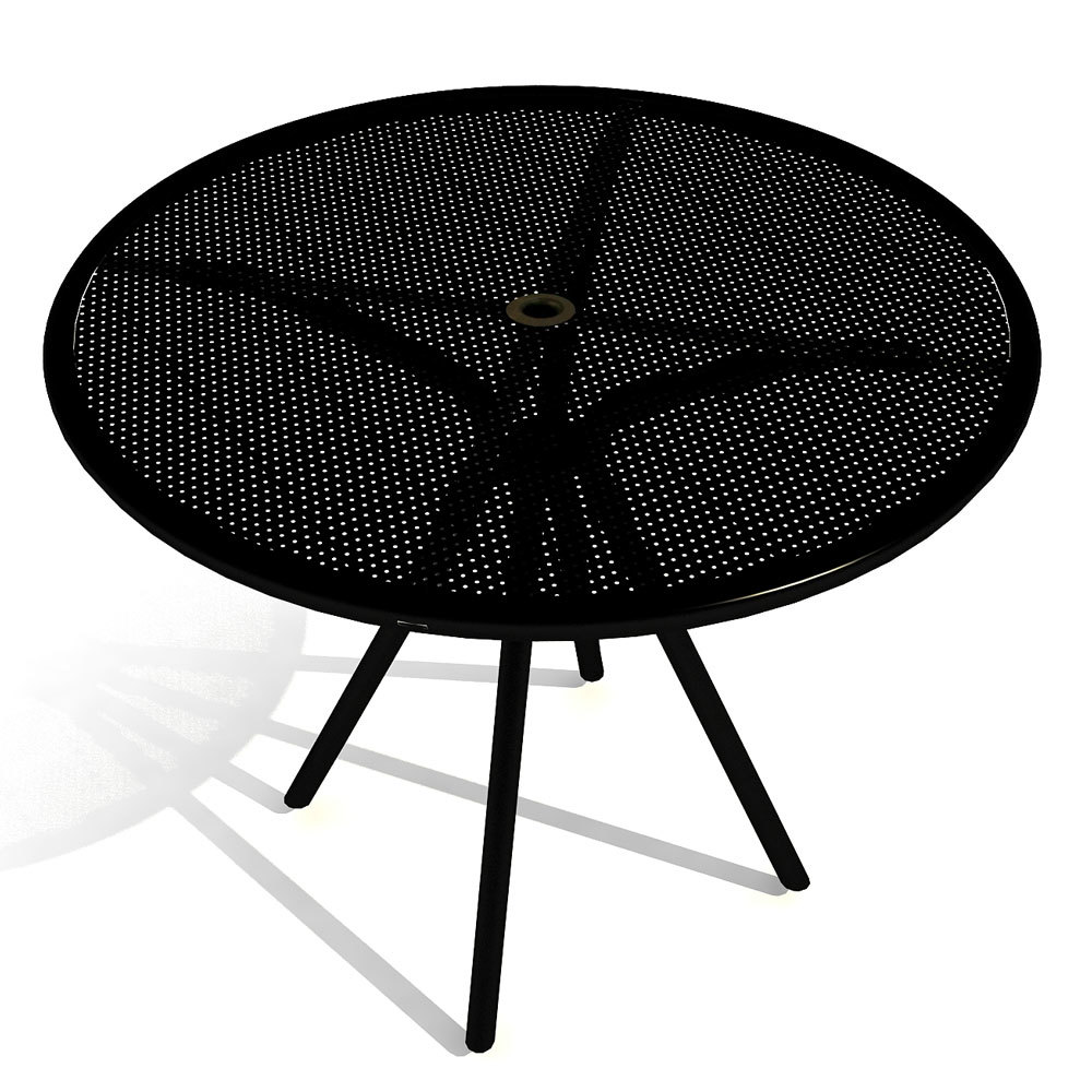 Round Outdoor Table : American Tables and Seating AB36 36