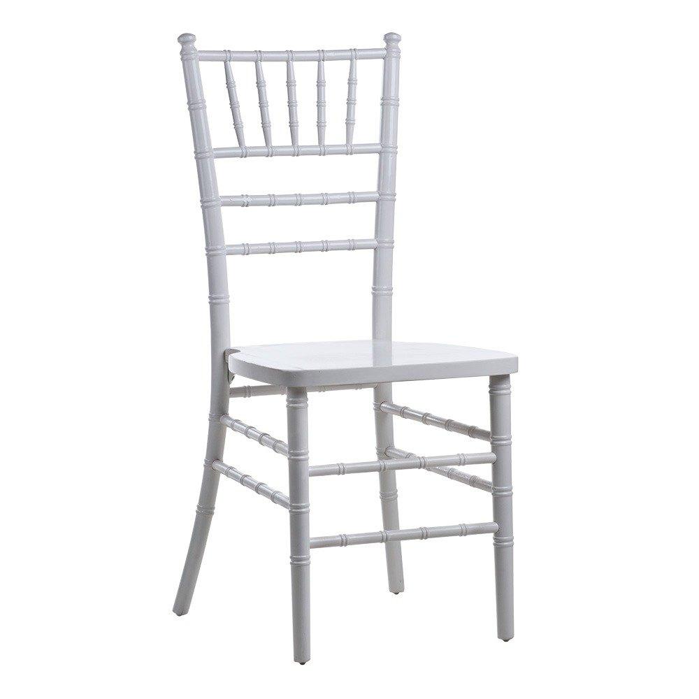 White chiavari chair - Pizza rapid silla ...