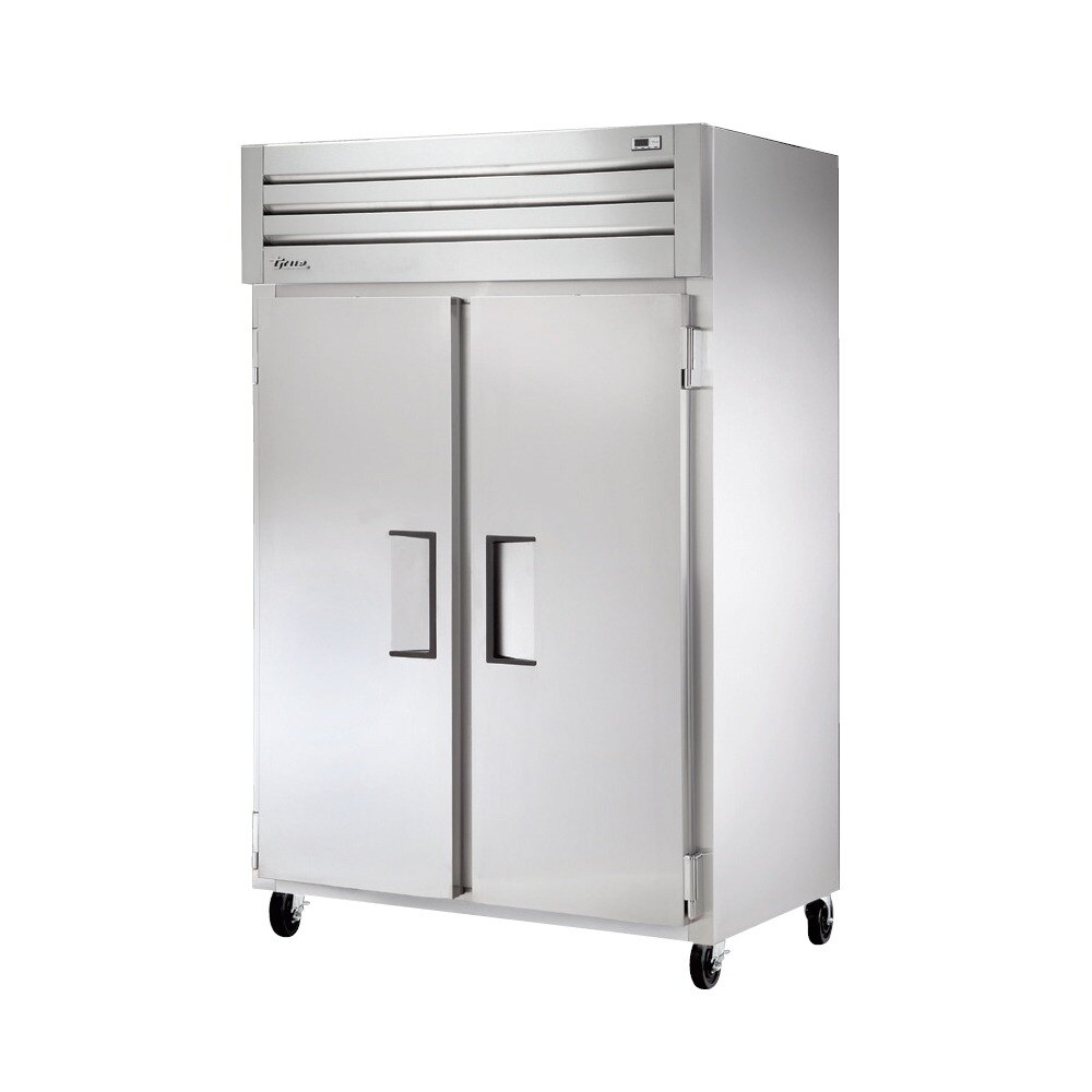 True STM2R-2S 52 inch Two Solid Door Reach In Refrigerator