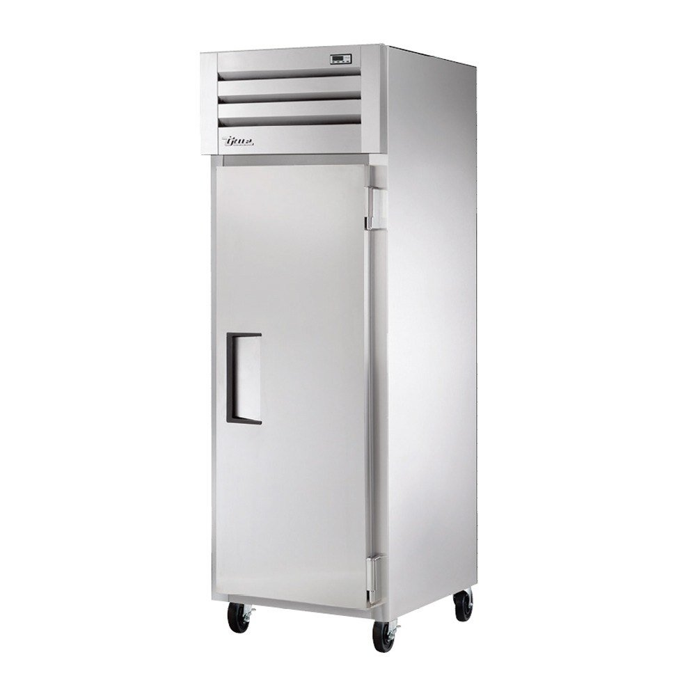 True STM1F-1S 28 inch Single Solid Door Reach In Freezer