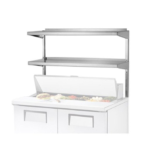 "True 958616 Double Overshelf - 64 3/8"" x 16"""