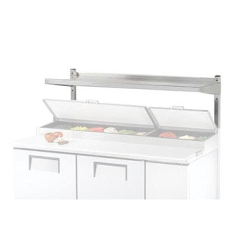 "True 958615 Single Overshelf - 48 3/8"" x 16"""