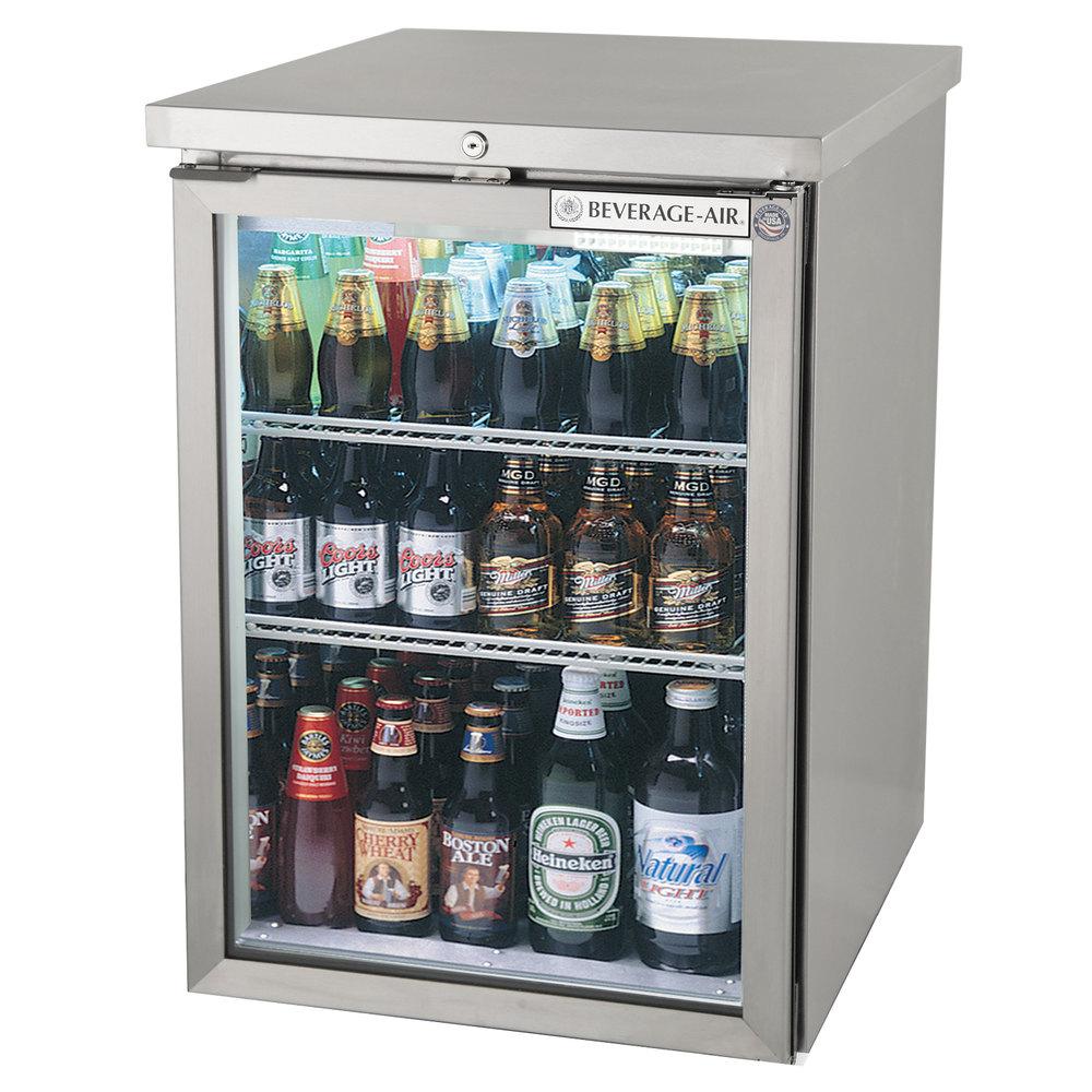 Beverage Air Refrigerator Beverage Air Bb36g 1 s Led 36 Quot