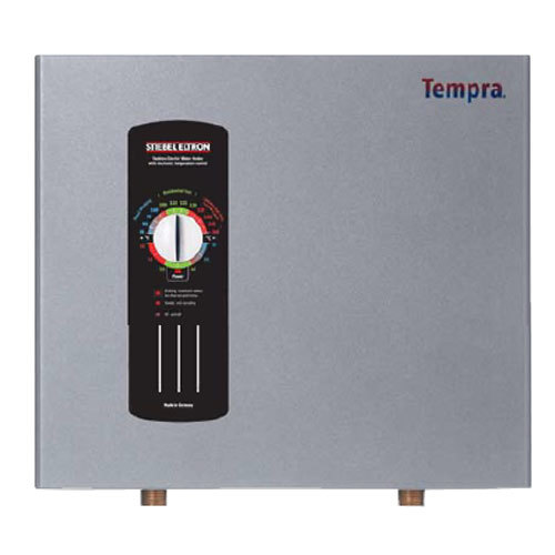 Stiebel Eltron 223422 Tempra 20 Whole House Tankless Electric Water Heater - 14.4/19.2 kW, 0.58 GPM