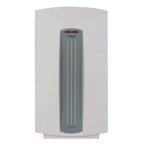 Stiebel Eltron 074054 DHC 5-2 Point-of-Use Tankless Electric Water Heater - 4.8 kW, 0.42 GPM
