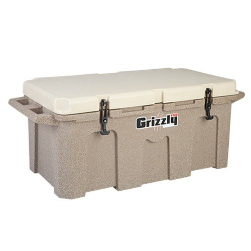 Sandstone 150 Qt. Extreme Outdoor Grizzly Merchandiser / Cooler