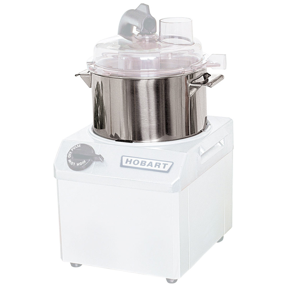 Hobart BOWL-FP4 4 Qt. Stainless Steel Bowl for FP41 Food Processor