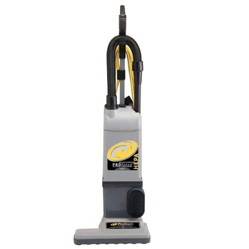 "ProTeam 107252 ProForce 1500XP HEPA 15"" Upright Vacuum Cleaner - 120V"