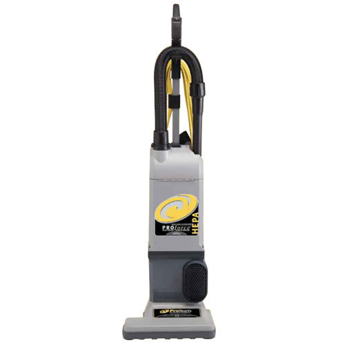 "ProTeam 107251 ProForce 1200XP HEPA 12"" Upright Vacuum Cleaner - 120V"