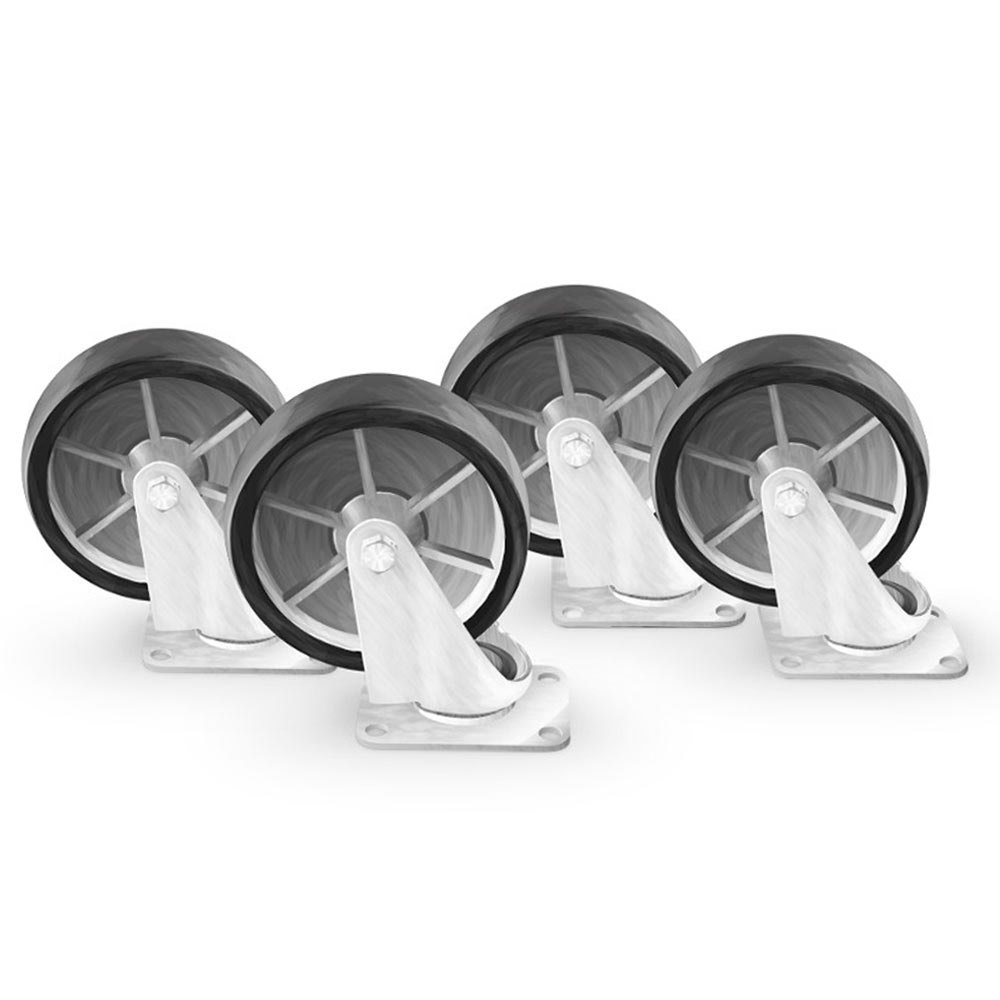Hobart CASTER-SET Casters for Hobart Tables and Stands - 4/Set