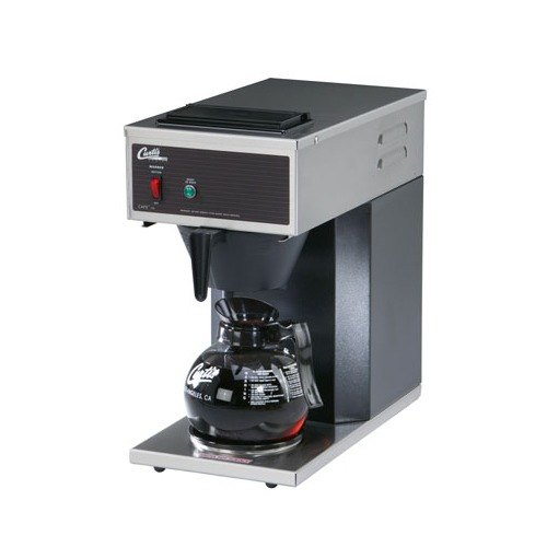 Wilbur Curtis Curtis CAFE1DB10A000 12 Cup Pourover Coffee Brewer with 1 Lower Warmer - 120V at Sears.com