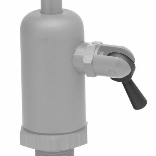 Laboratory Sink Faucet : 000490-20 Faucet Handle for BL-9515-01 Laboratory Ledge Faucet