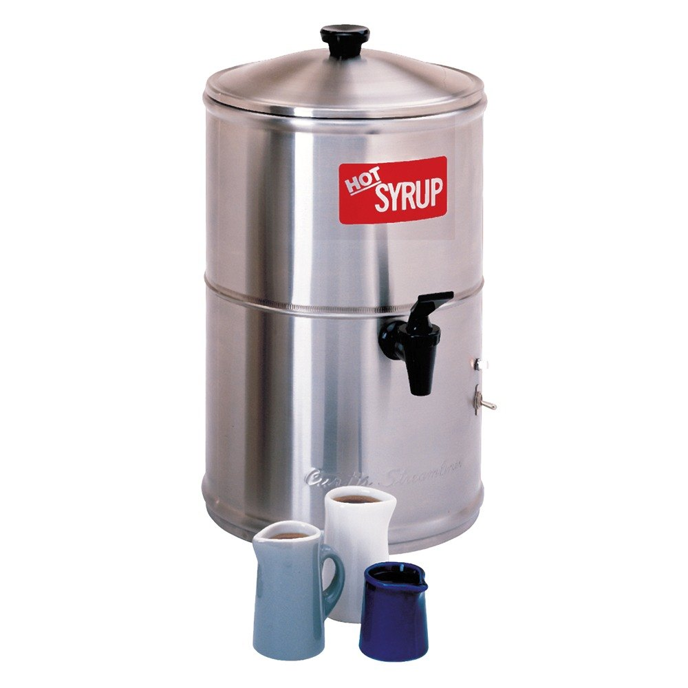 Wilbur Curtis Curtis SW-2 Stainless Steel 2 Gallon Syrup Warmer - 120V at Sears.com