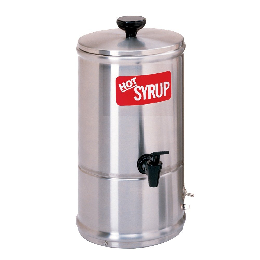 Wilbur Curtis Curtis SW-1 Stainless Steel 1 Gallon Syrup Warmer - 120V at Sears.com