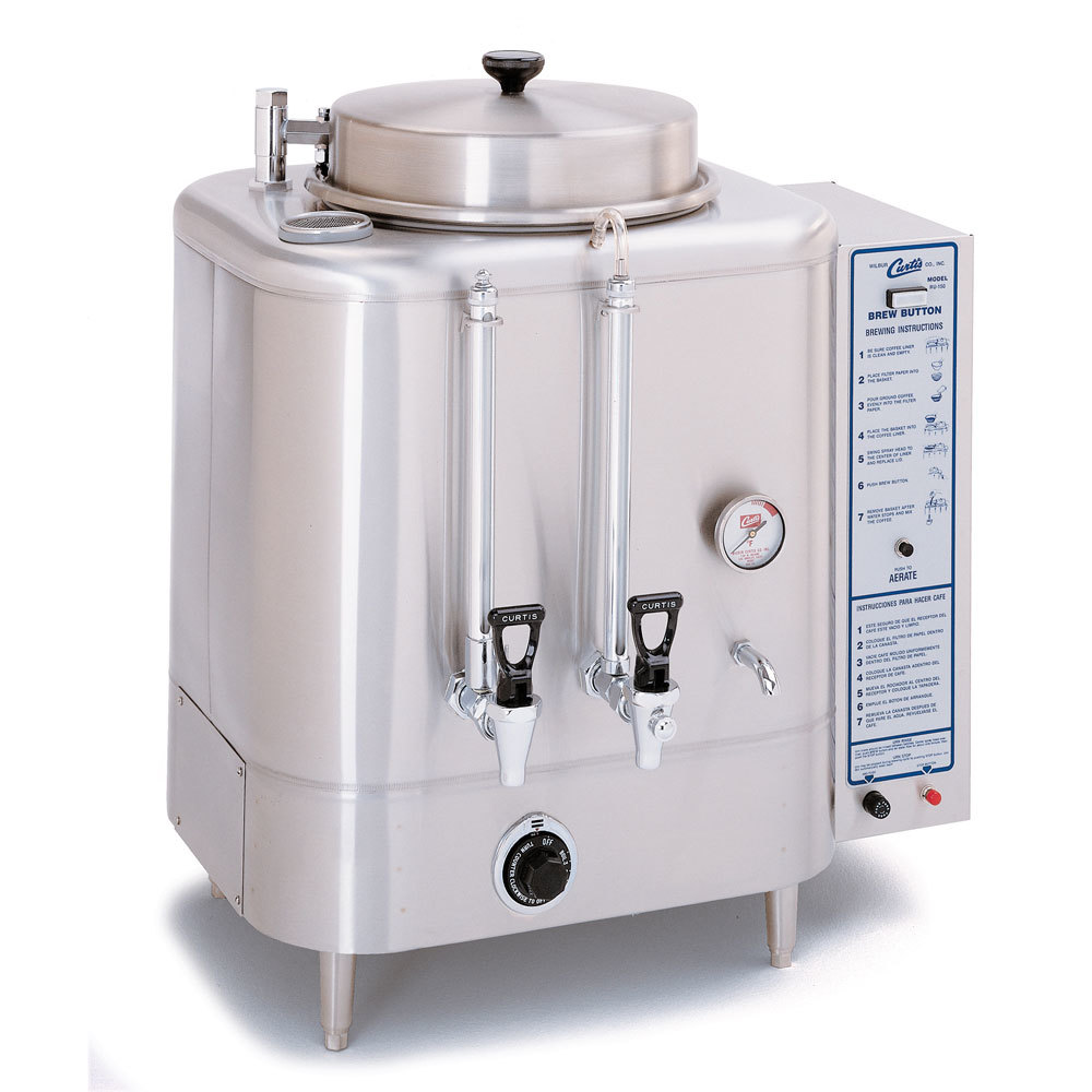 Wilbur Curtis Curtis RU-150-12 Automatic Single 3 Gallon Coffee Urn - 120/220V at Sears.com