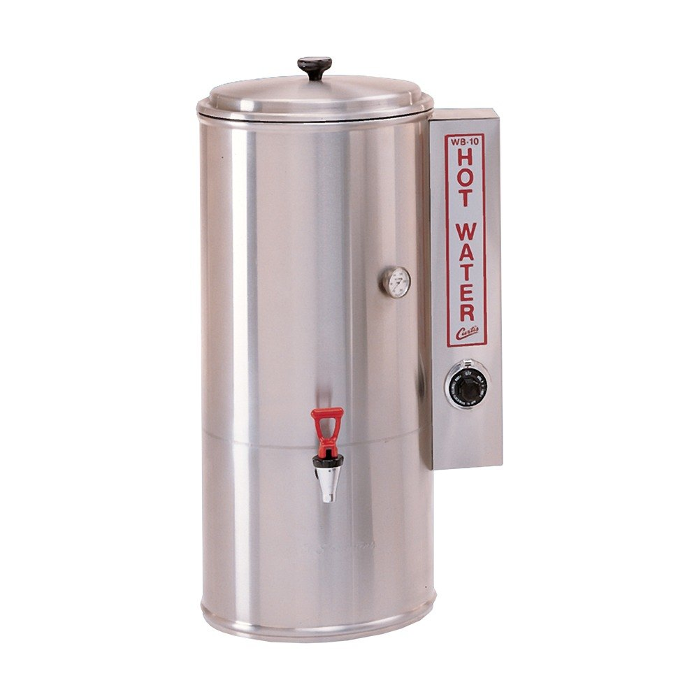Curtis WB-10-12 10 Gallon Dual Voltage Hot Water Dispenser - 120/220V