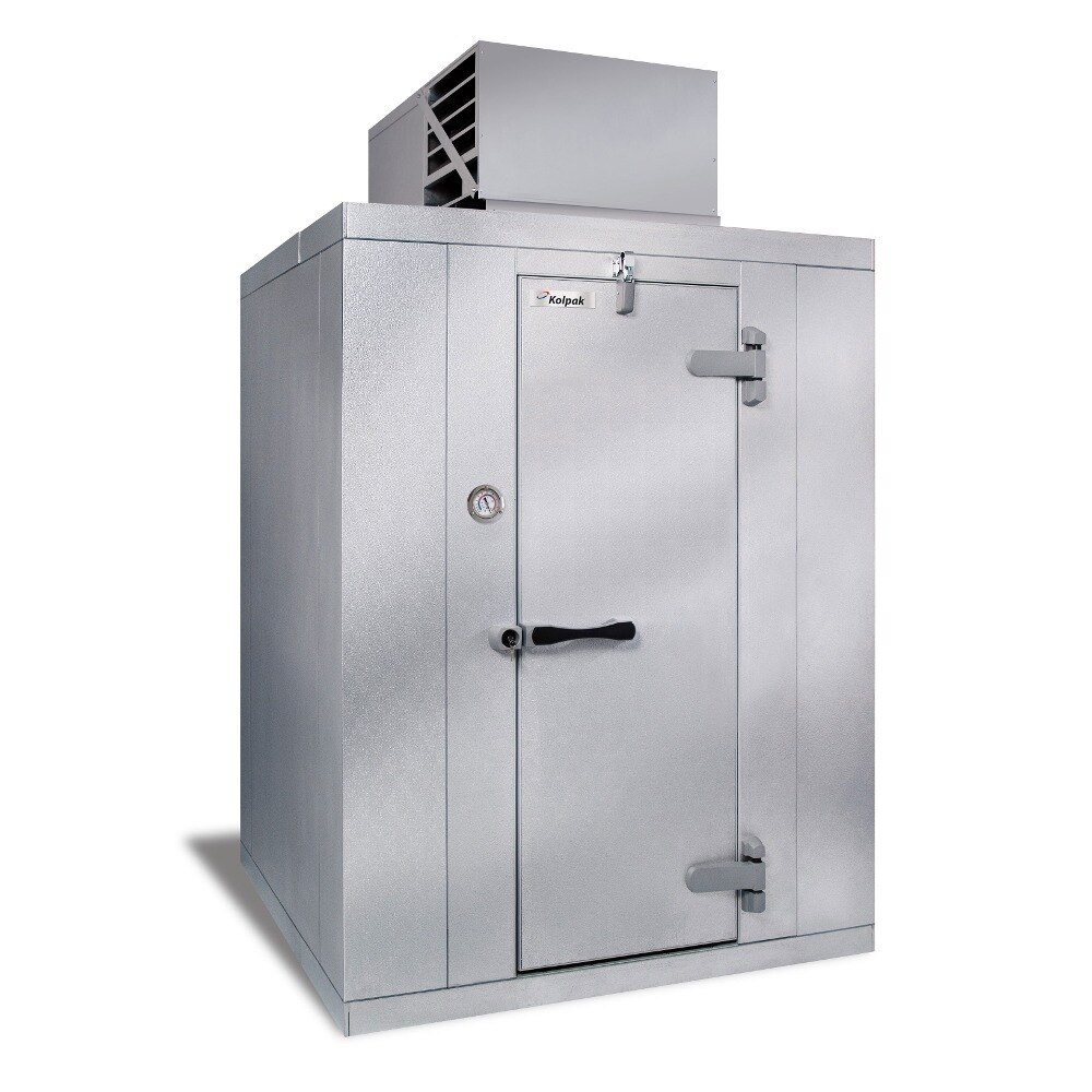 Kolpak P7-1010-FT Walk-In Freezer 10' x 1