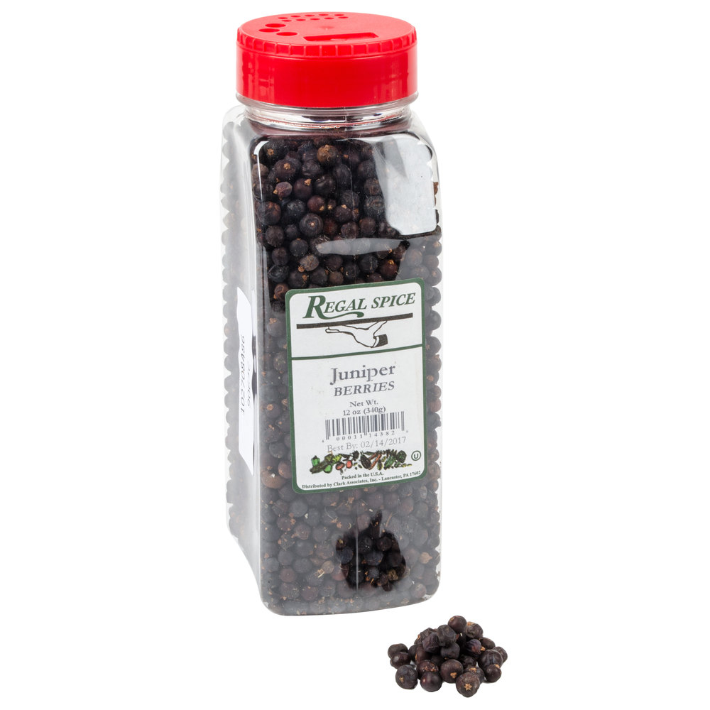 Regal Juniper Berries - 12 oz.