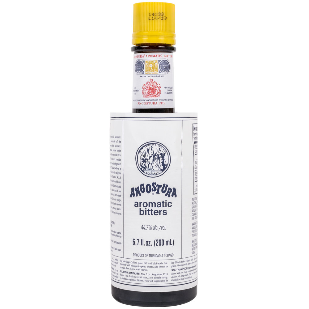 Angostura Bitters - 6.7 oz. Bottle
