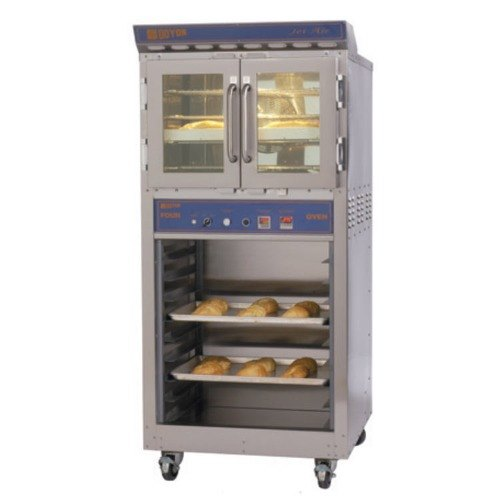 Doyon JA4SC Jet Air Single Deck Electric Bakery Convection Oven with ...