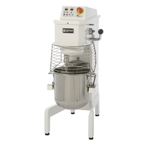 Doyon BTF040 40 qt. Commercial Mixer with Guard - 3 HP Motor, 208-240V