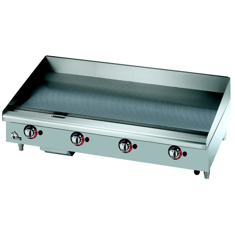 Countertop Griddle : Star Max 548CHSF 48