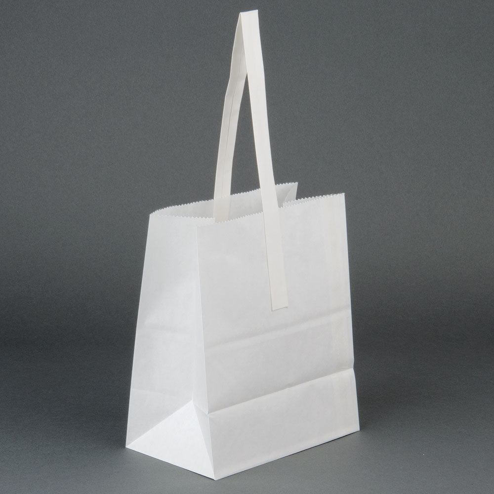 Promotional Custom Gloss Laminated Paper Bag Australia Online Shop for Shops