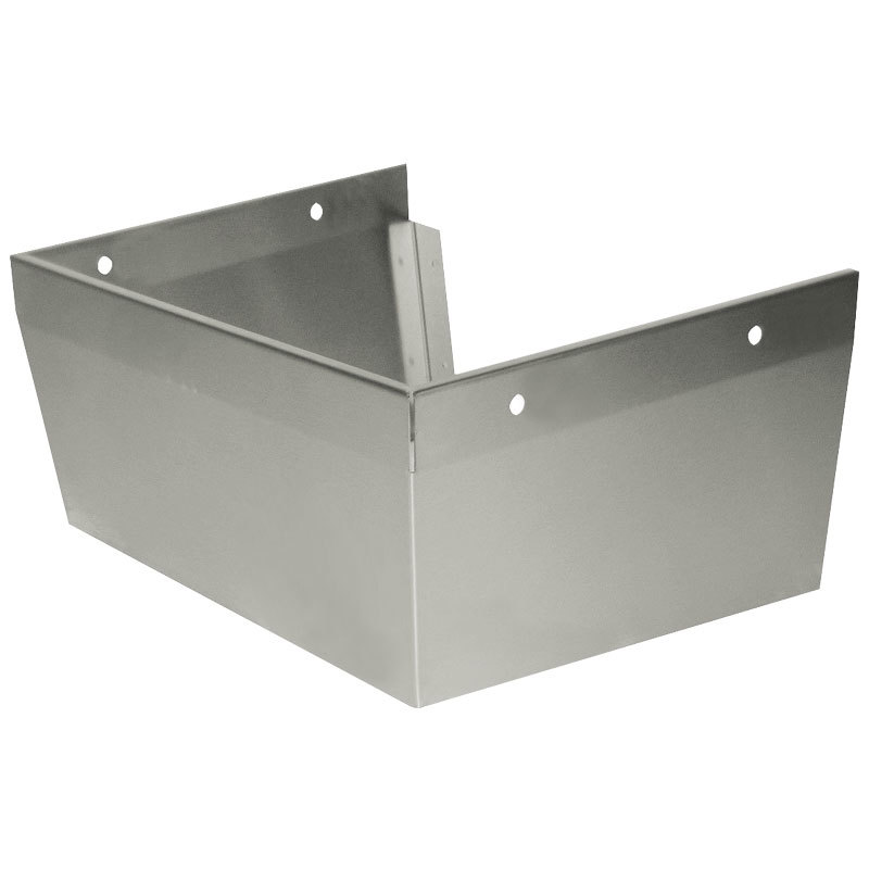"Advance Tabco 7-PS-31A Skirt Assembly for 9"" x 9"" Hand Sinks"
