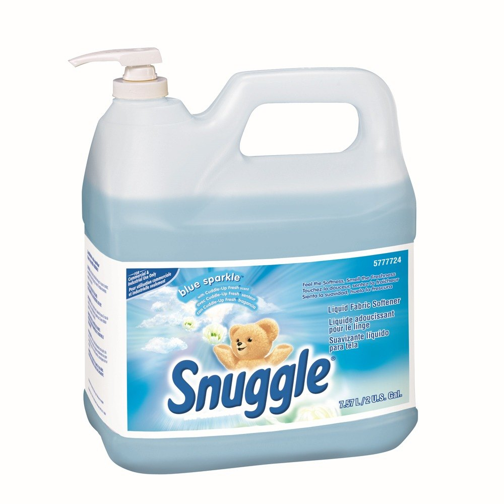 The Ultimate in Snuggly Softness | Snuggle Fabric Softener