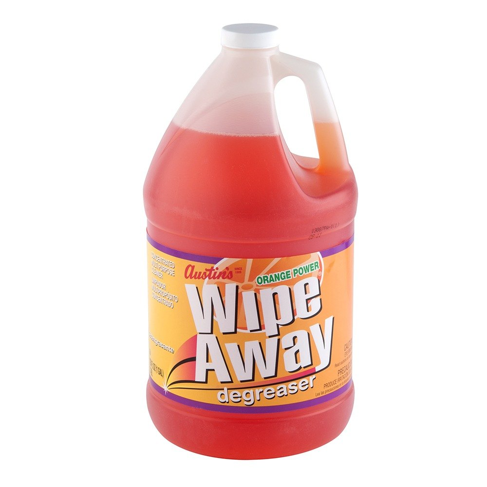 James Austin's Wipe Away Orange Multi-Purpose Degreaser 1 Gallon 4 / Case