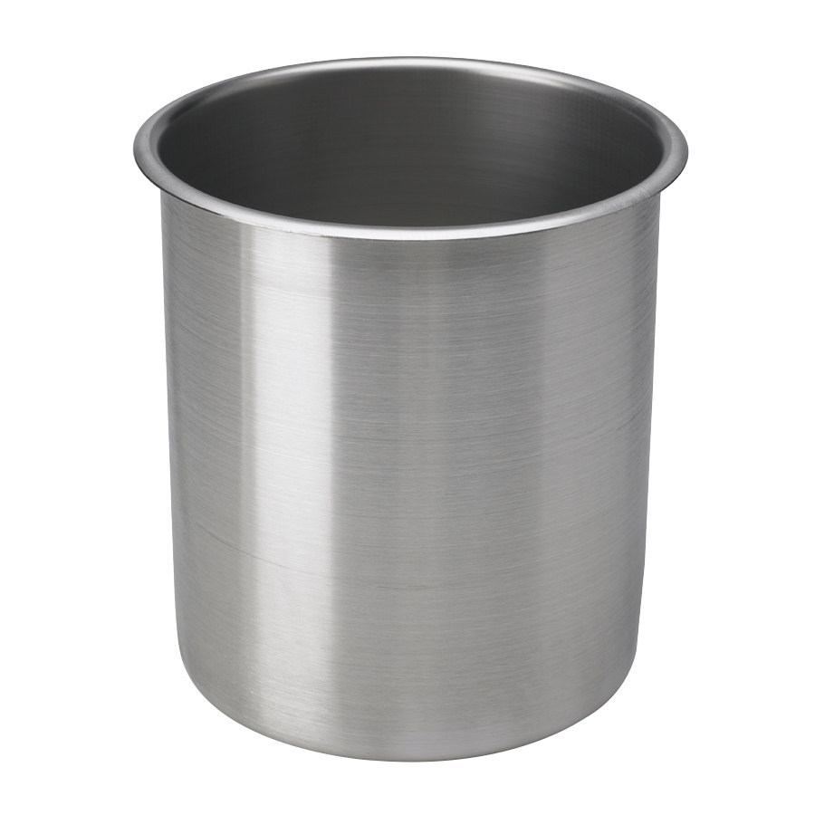 Vollrath 78730 3.5 Qt. Stainless Steel Bain Marie Pot