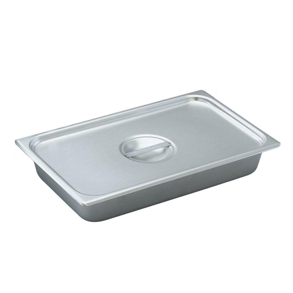 "Vollrath 74262 2 1/2"" Deep Full Size Stainless Steel Deli Pan"