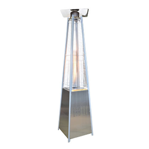 Stainless Steel Propane or Butane Outdoor Patio Heater