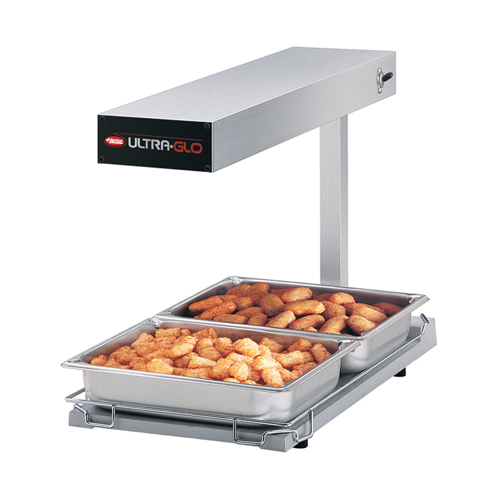 Hatco Ugffb Ultra Glo Portable Food Warmer With Heated Base